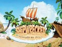 Shipwrecked by Jesus logo