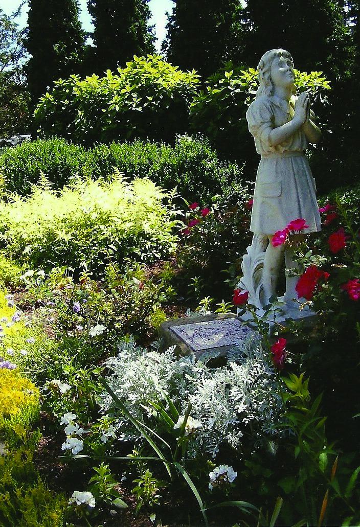 Garden of Life Statue