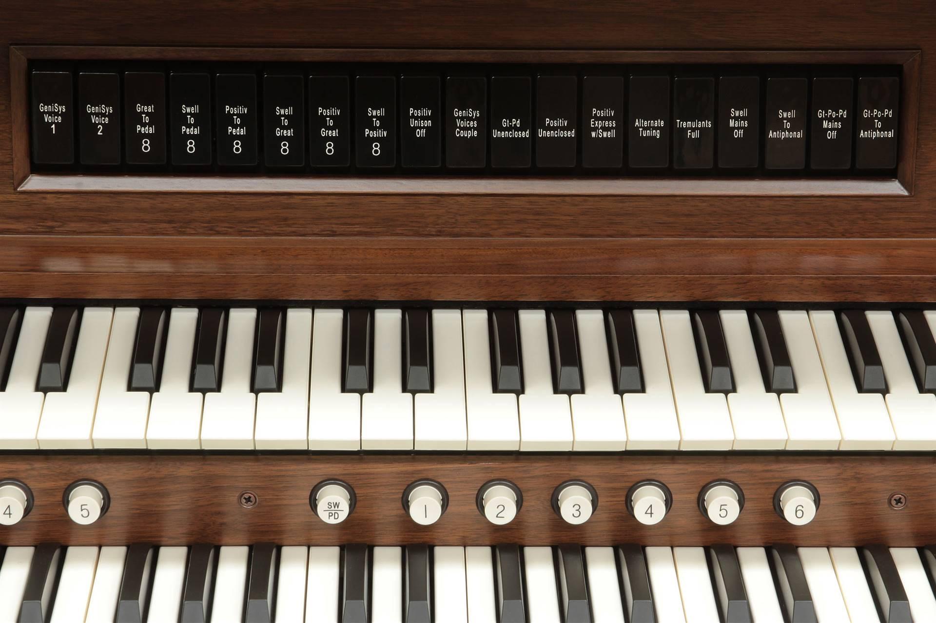 organ couplers