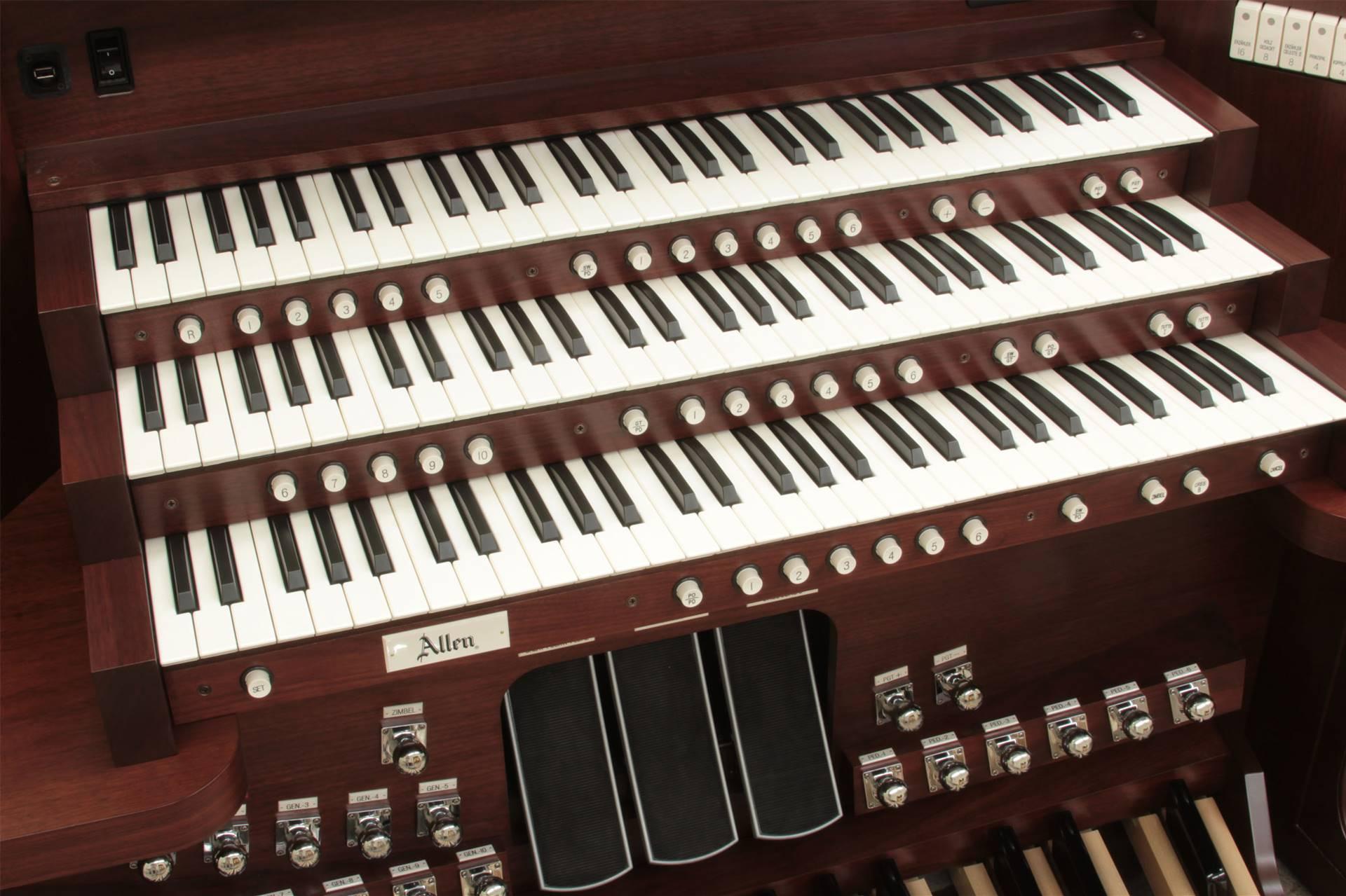 organ manuals