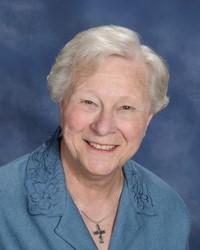 Sr. Ann Marie Kanusek, SND, Pastoral Associate