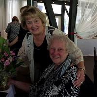 Sr. Ann Marie & Sally