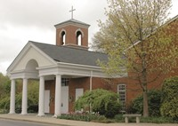 SJA Church in the Spring